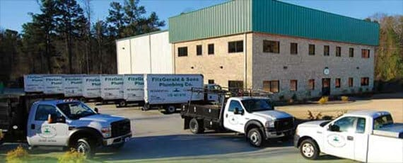 FITZGERALD & SONS Plumbing Company Peachtree City